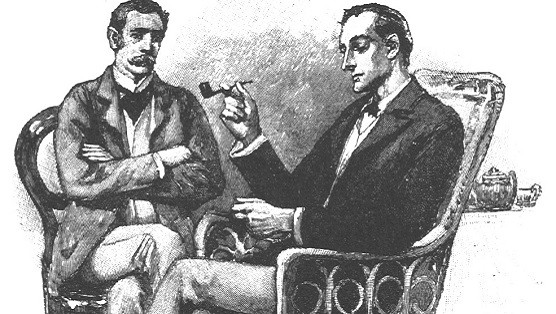 The Adventure of the Speckled Tongue — Sherlock Holmes
