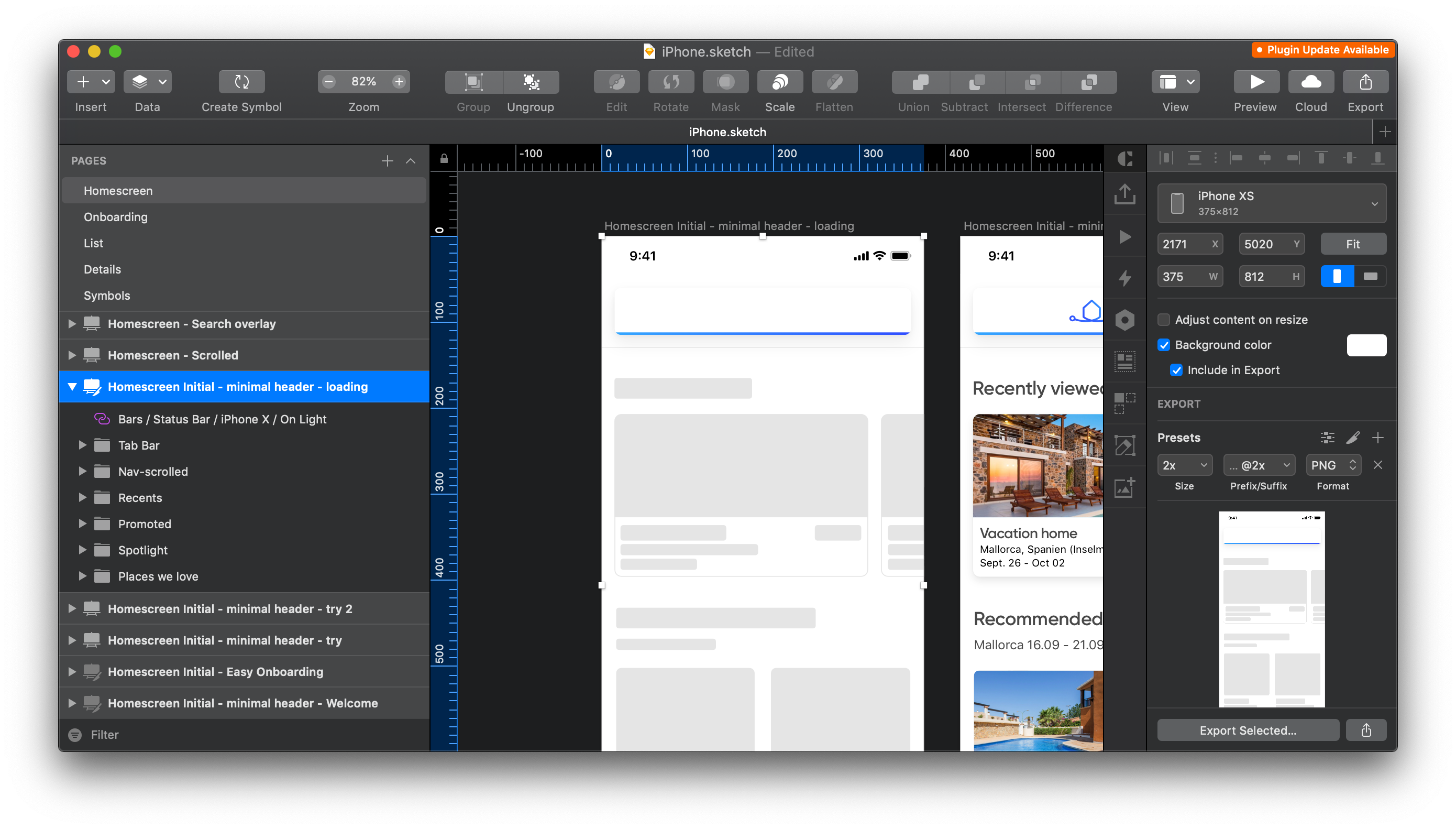 My Workflow Essentials And Basics To Grow And Improve Your Ui Design Skills In 2019 By Andreas Palmer Medium