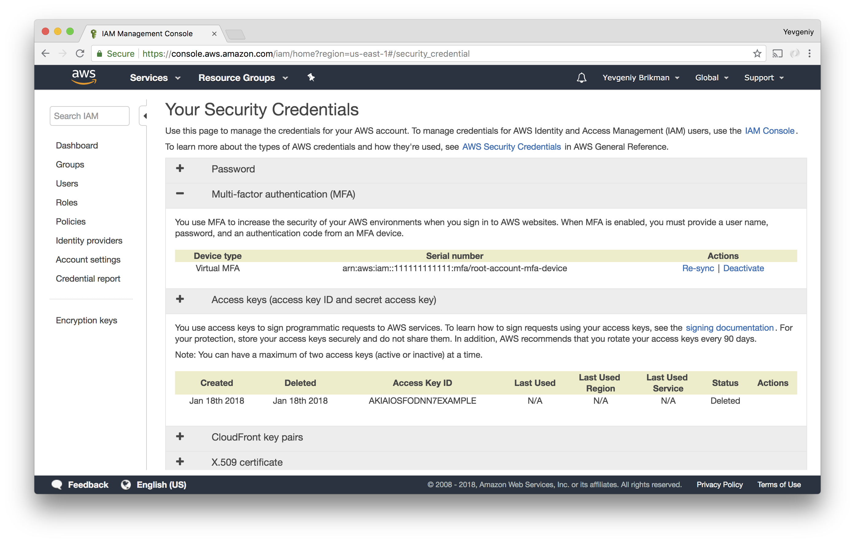 A Comprehensive Guide to Authenticating to AWS on the