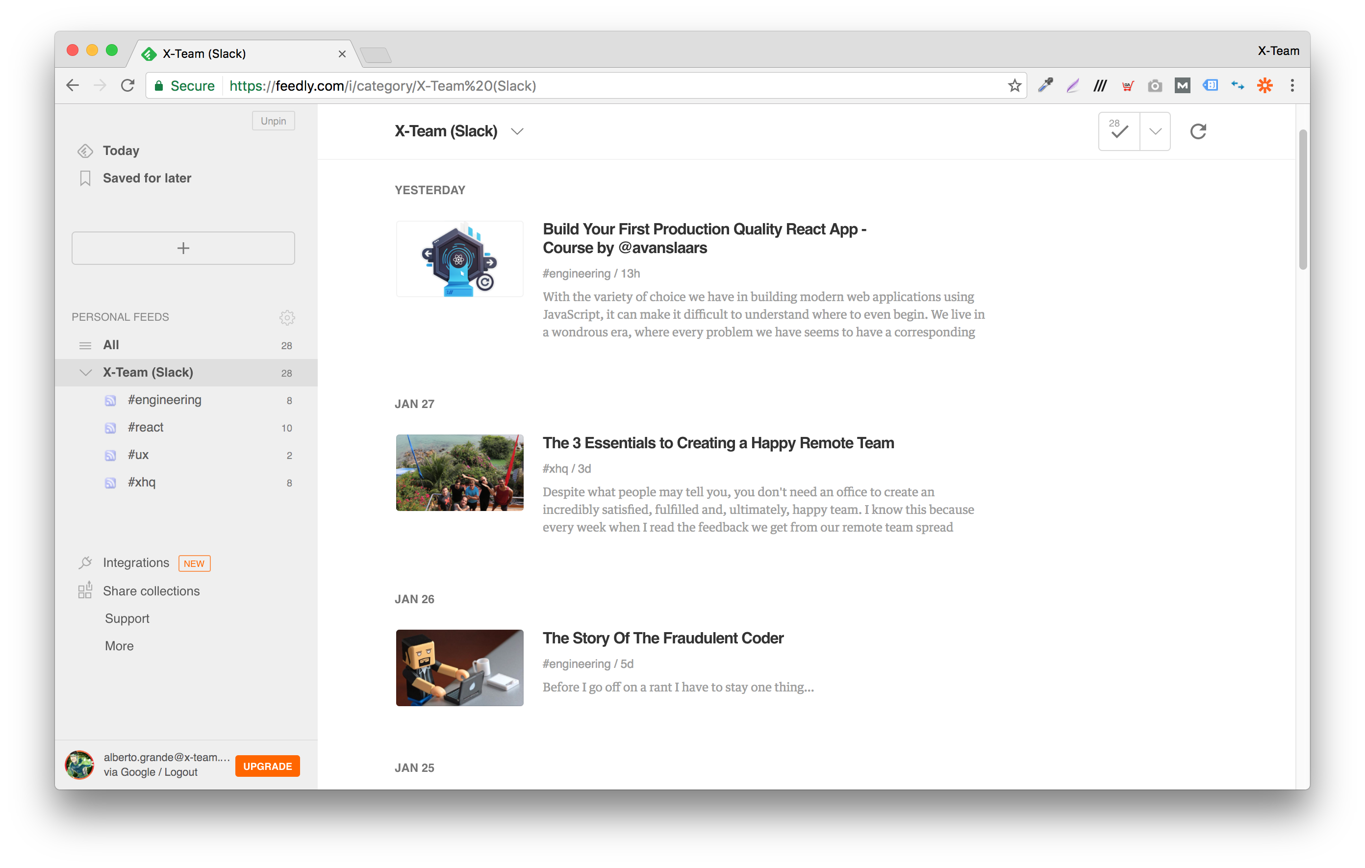 Automate Your Content Curation with Slack, RSS and Buffer