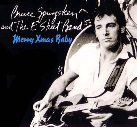 Bruce Springsteen Christmas.Kevin Reluctantly Recommends Merry Christmas Baby