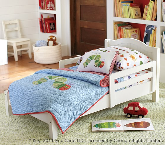 Toddler Bed Transition. It's a big moment in your little one's… | by  Courtney Palm, LMFT | Baby Sleep Training