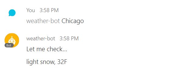 Make a Weatherman Bot for Your Cisco Webex Team with Botkit