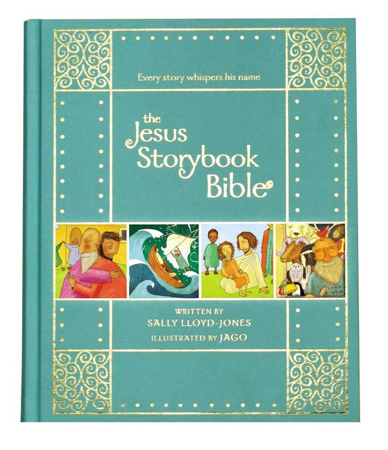 The Core Theme of the Jesus Storybook Bible is Wrong