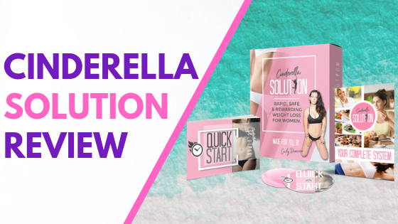 Diet Cinderella Solution Outlet Free Delivery Code March 2020
