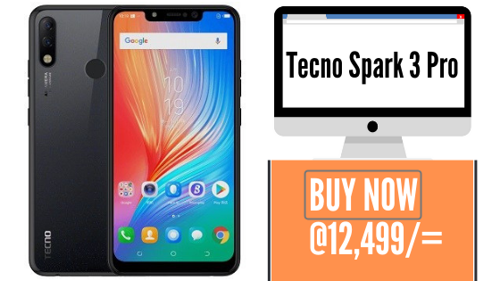 Latest Tecno Spark 3 Phone In Kenya Review - Ontrend