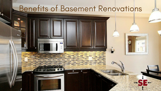 Benefits of Basement Renovations. When you want to renovate a residential…  | by Richard Salter Electric Ltd. | Medium