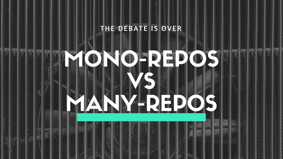 Mono-repo or multi-repo? Why choose one, when you can have both?