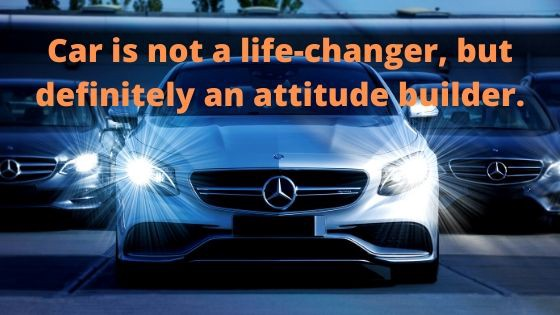 Quotes On Car