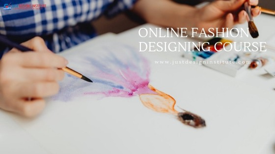 In Detail You Get To Know For Fashion Designing Course By Just Desgin Medium