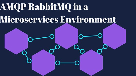 Understanding AMQP RabbitMQ in a Microservice Environment