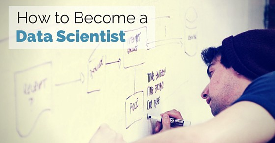 How To Become A Data Scientist in 12 Months - Noteworthy