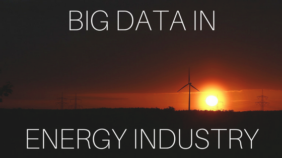 Big Data In Energy Industry - DataOne Innovation Labs