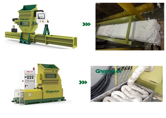 Greenmax Styrofoam Recycling Machines Greatly Improve The Recycling Rate Of Waste Foam By Sophieyang Medium