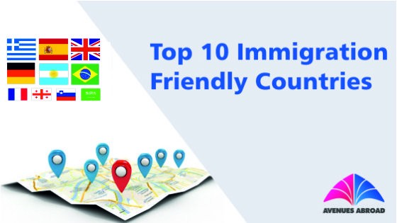 Top 10 Immigration Friendly Countries - Raj Malhotra's - Medium