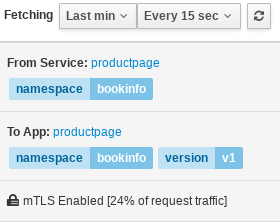 Istio adventures — disabling mTLS for one namespace
