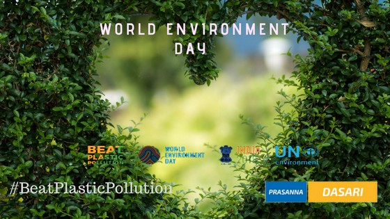 World Environment Day 2018 Reducing The Plastic Usage By