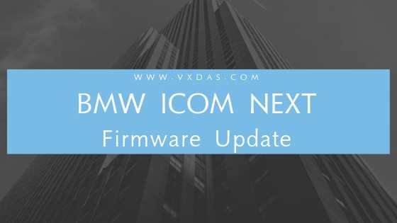 BMW ICOM NEXT V1 4 0 Firmware Free Download and Update