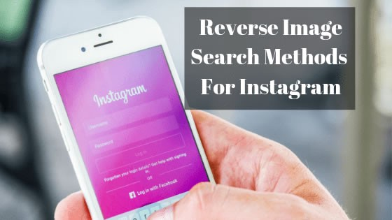 Reverse Image Search Instagram
