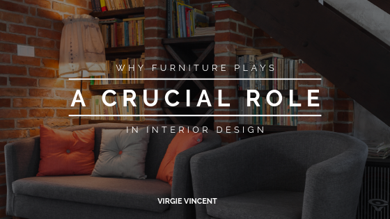 importance of furniture in interior designer