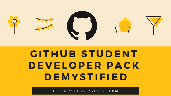 GitHub Student Developer Pack Demystified - Backticks