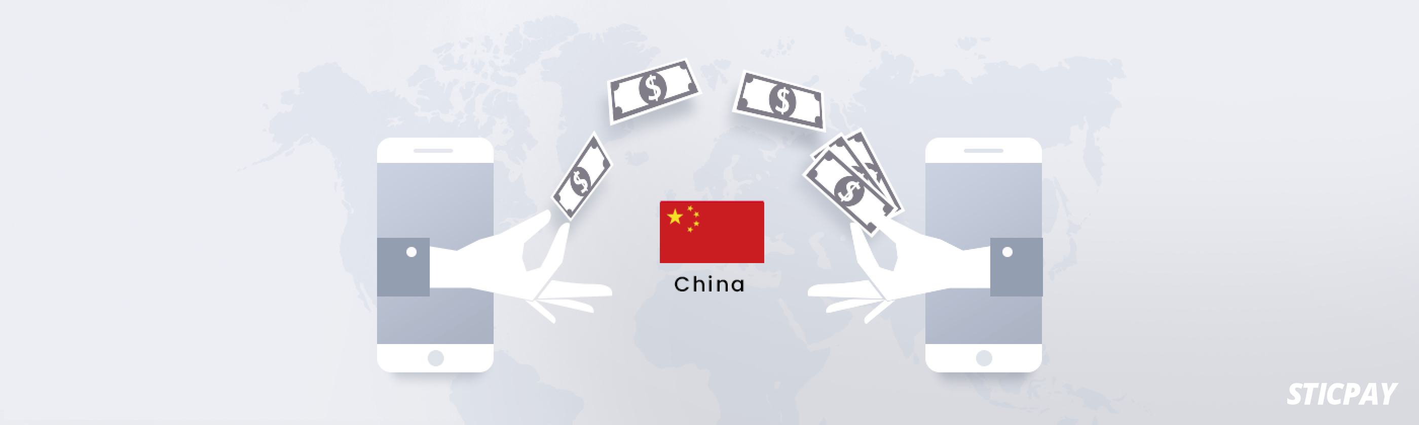 Money Transfer Policy China Sticpay