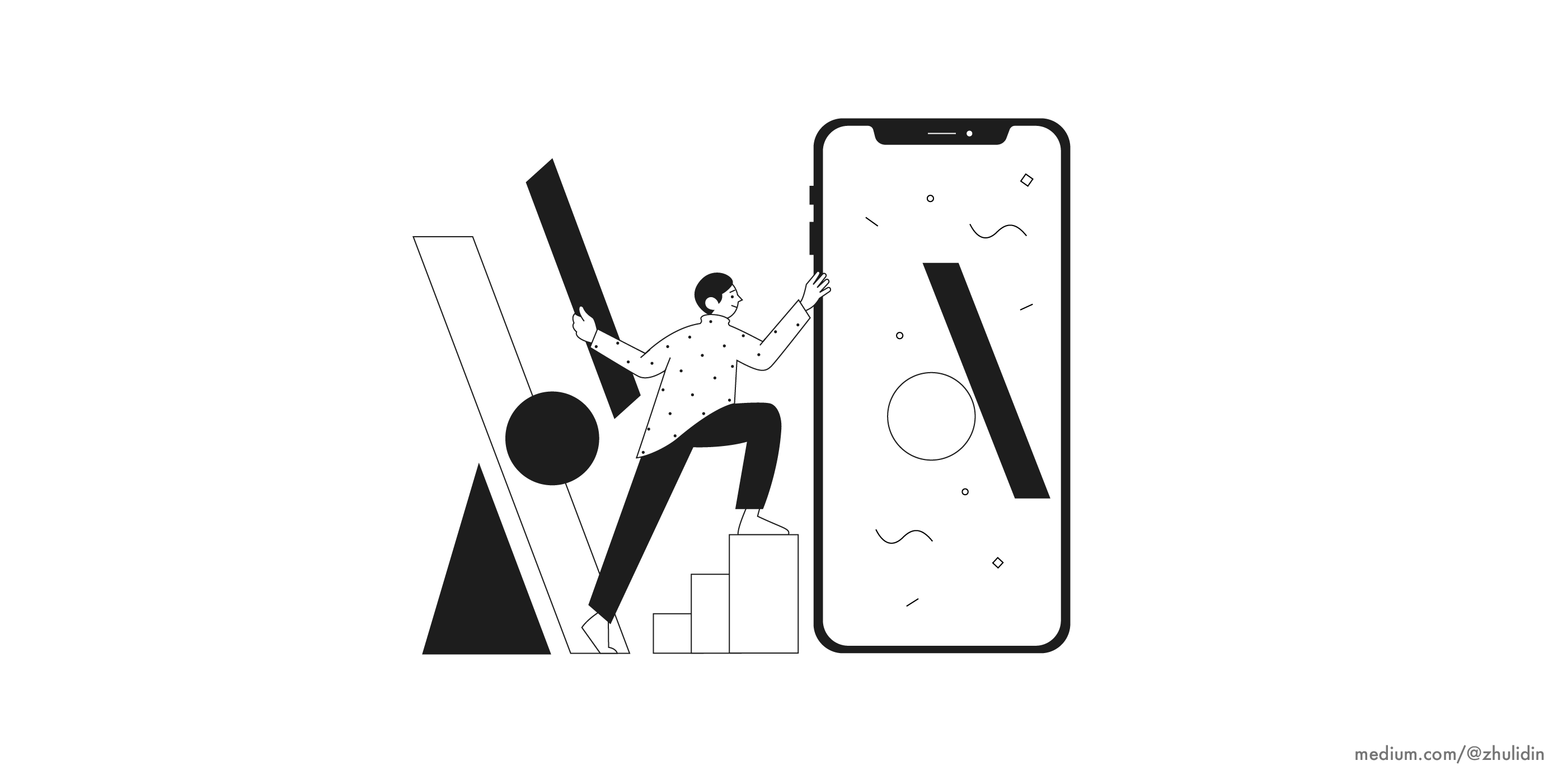 Guide for designing better mobile apps typography - UX