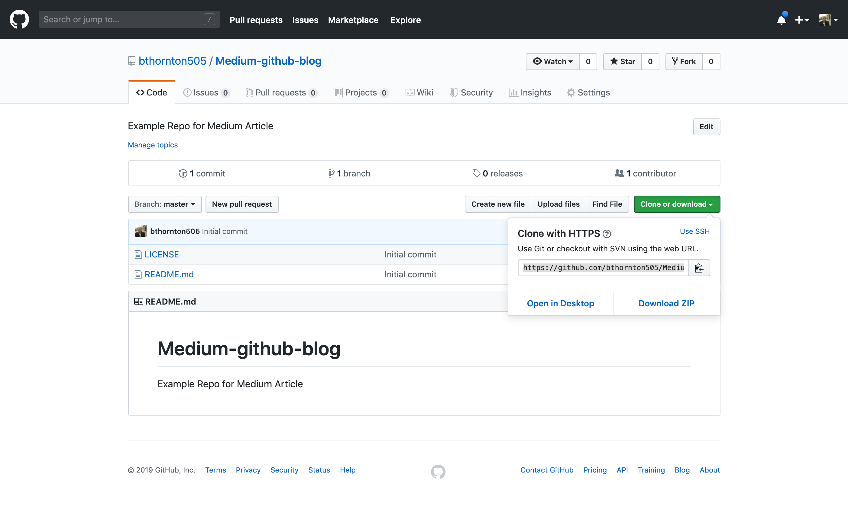 A Beginner's Guide to Github - The Startup - Medium
