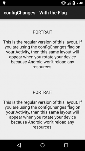 Handling Orientation Changes on Android - Hootsuite