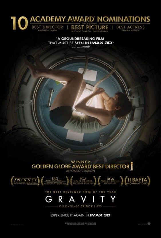The Sandra Bullock Files 45 Gravity 2013 By Brian Rowe Medium