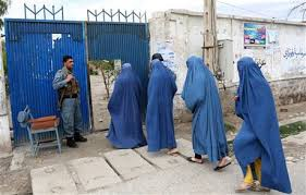 Ensuring Women's Participation in Upcoming Afghan Elections