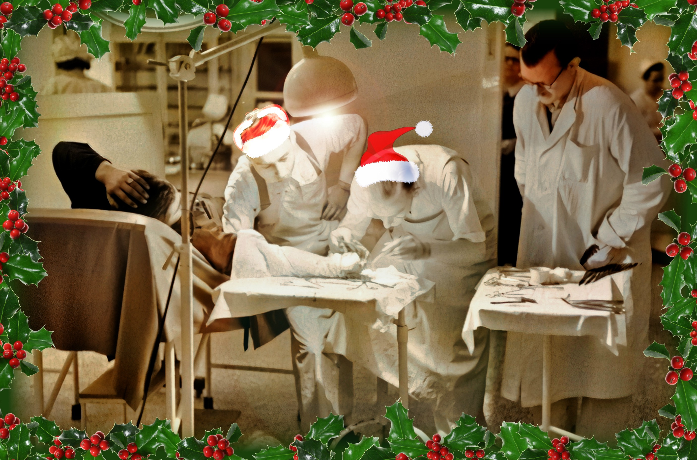As A Kid I Loved Being In Hospital For Christmas Nick