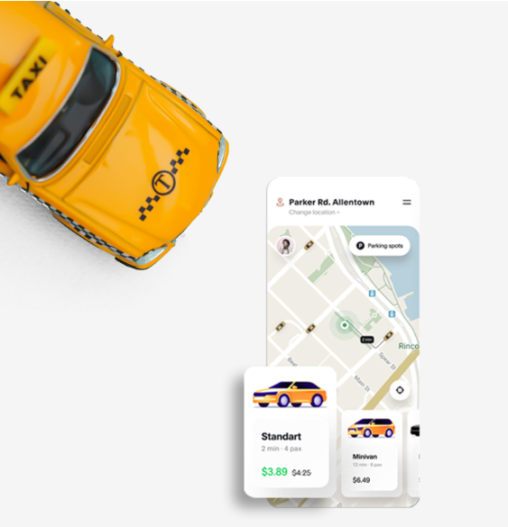 Top 10 Taxi applications in India | USA