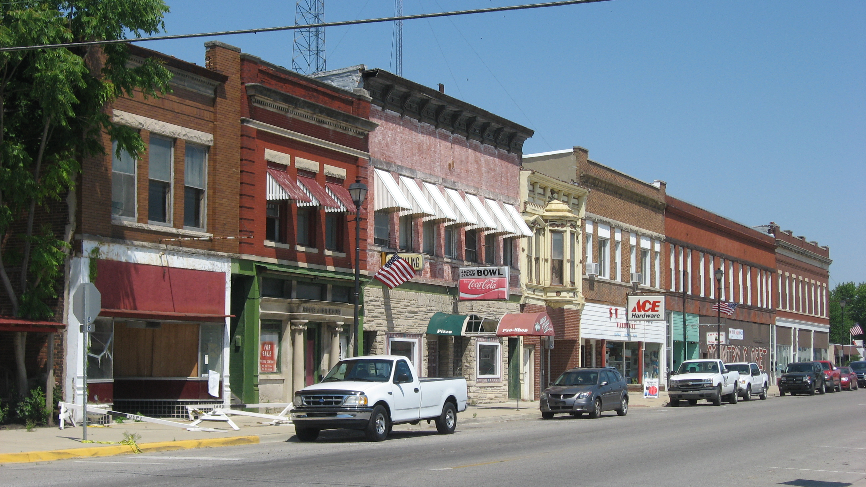 Could A Universal Basic Income Make Small Town America Great Again