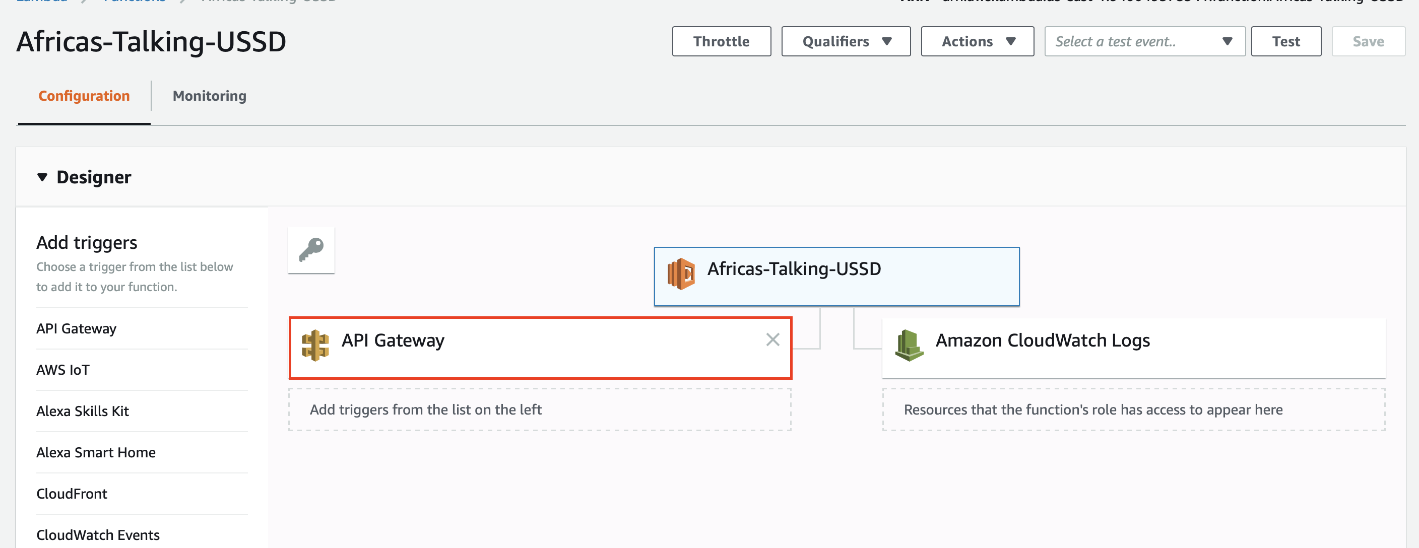 Serverless USSD with Africa's Talking — Part 1 - Finance for