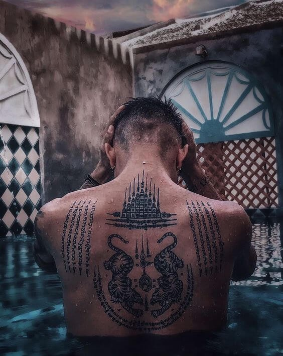 Tattoos Of Asia A Treasure Trove Of Ancient Cultural Traditions By Jhaiho Medium