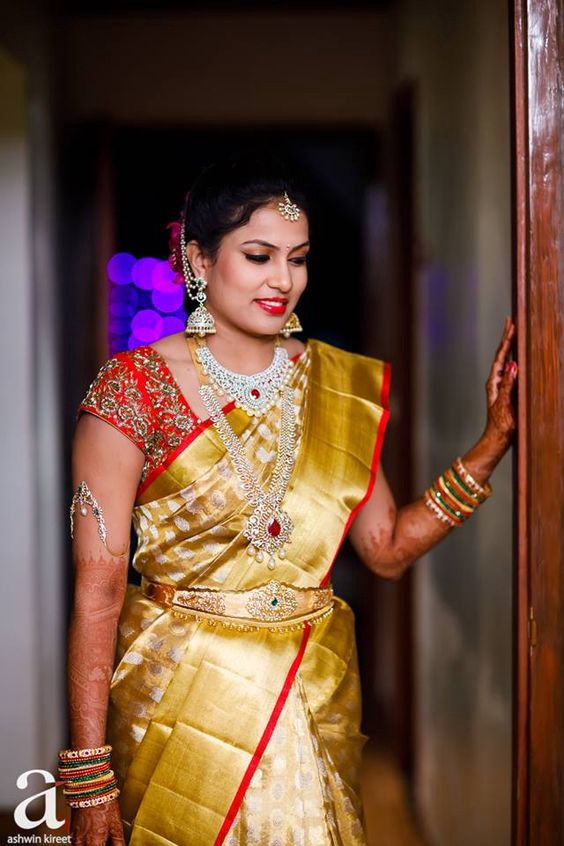 8 Dont's while wearing Pattu Sarees during Pregnancy