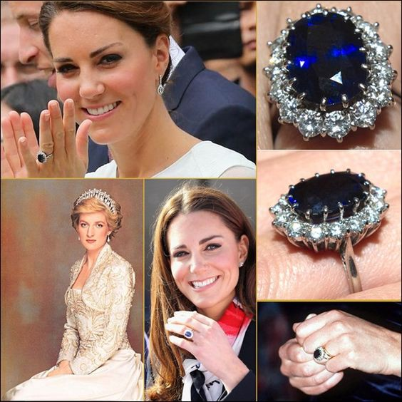 11+ Duchess Of Cambridge Ring