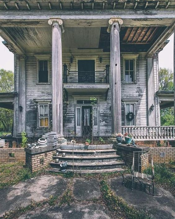 Exploring The Unknown Abandoned Places By Justin Bienvenue Medium,House Plans Under 400 Square Feet