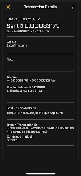 Bitcoin Wallet Guide 101: HODL Wallet (Part II) - The