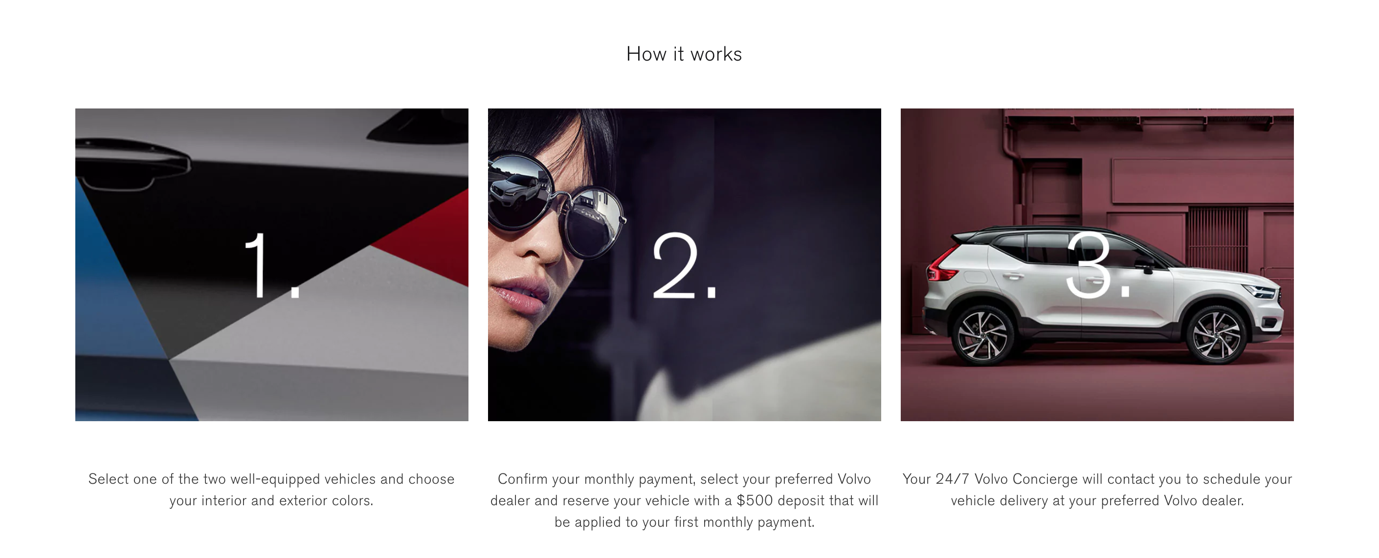Why Volvo Is Creating A New Service Model By Nik Parekh Ux Collective