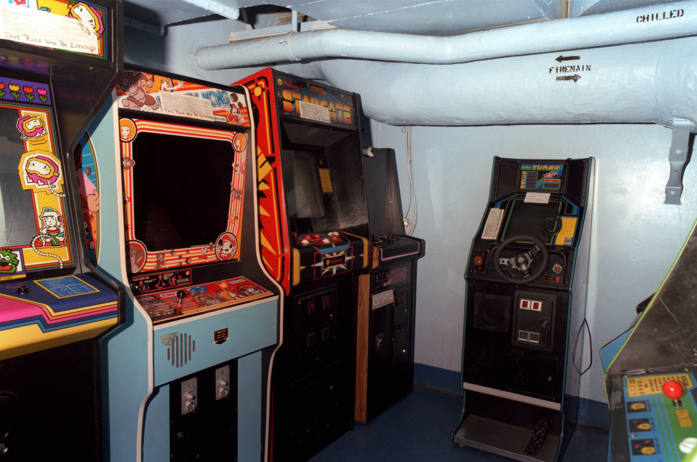 Photos The Golden Age Of Video Arcades By Rian Dundon Timeline