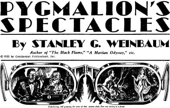 Pygmalion's Spectacles: Using Berkeley's Immaterialism to Understand the  Potential for Telepresence in Virtual Reality | by Musings Of A Mario  Minion | Medium