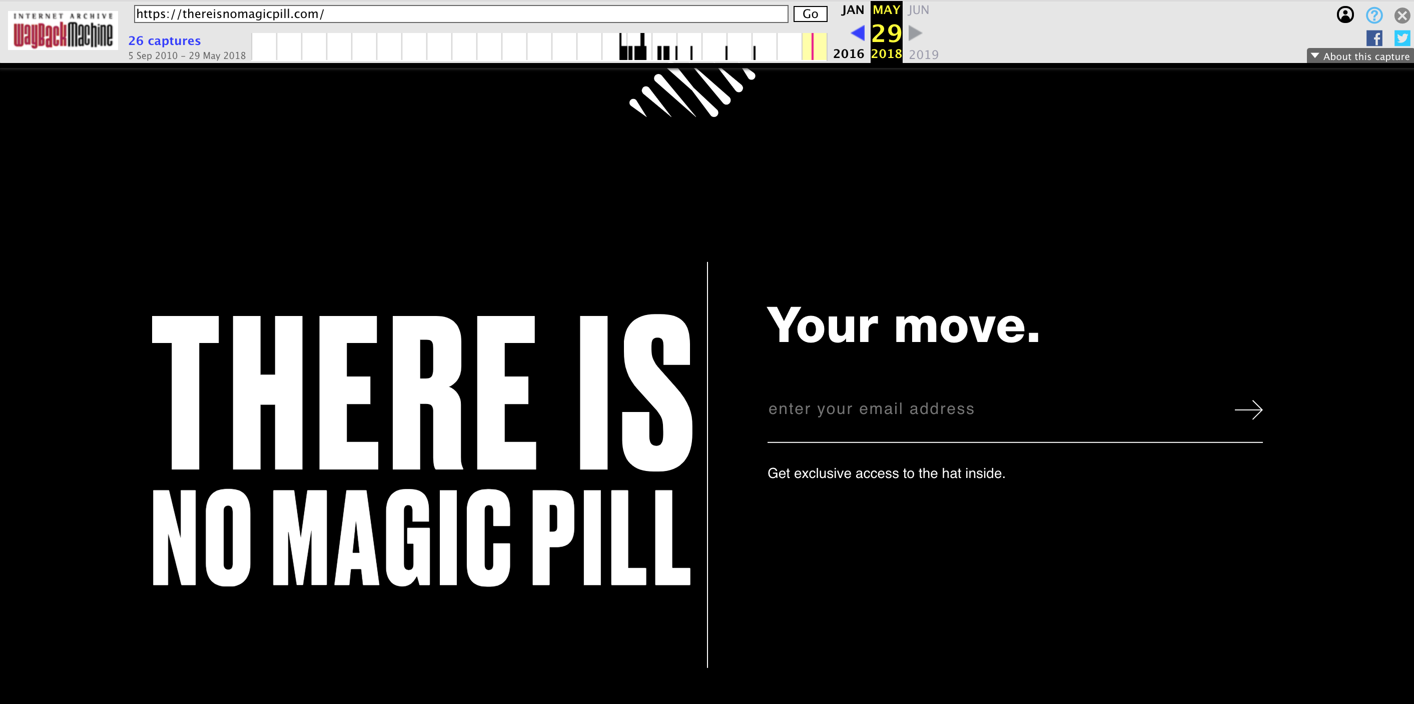 What does Lebron James 'There is no magic pill' project mean?