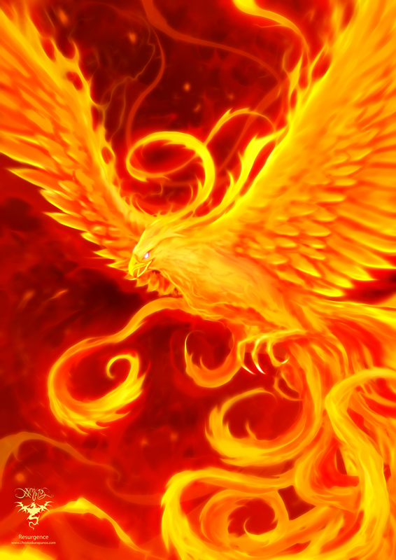 Phoenix Soul Sorcerer (DnD 5e) Revision and a new