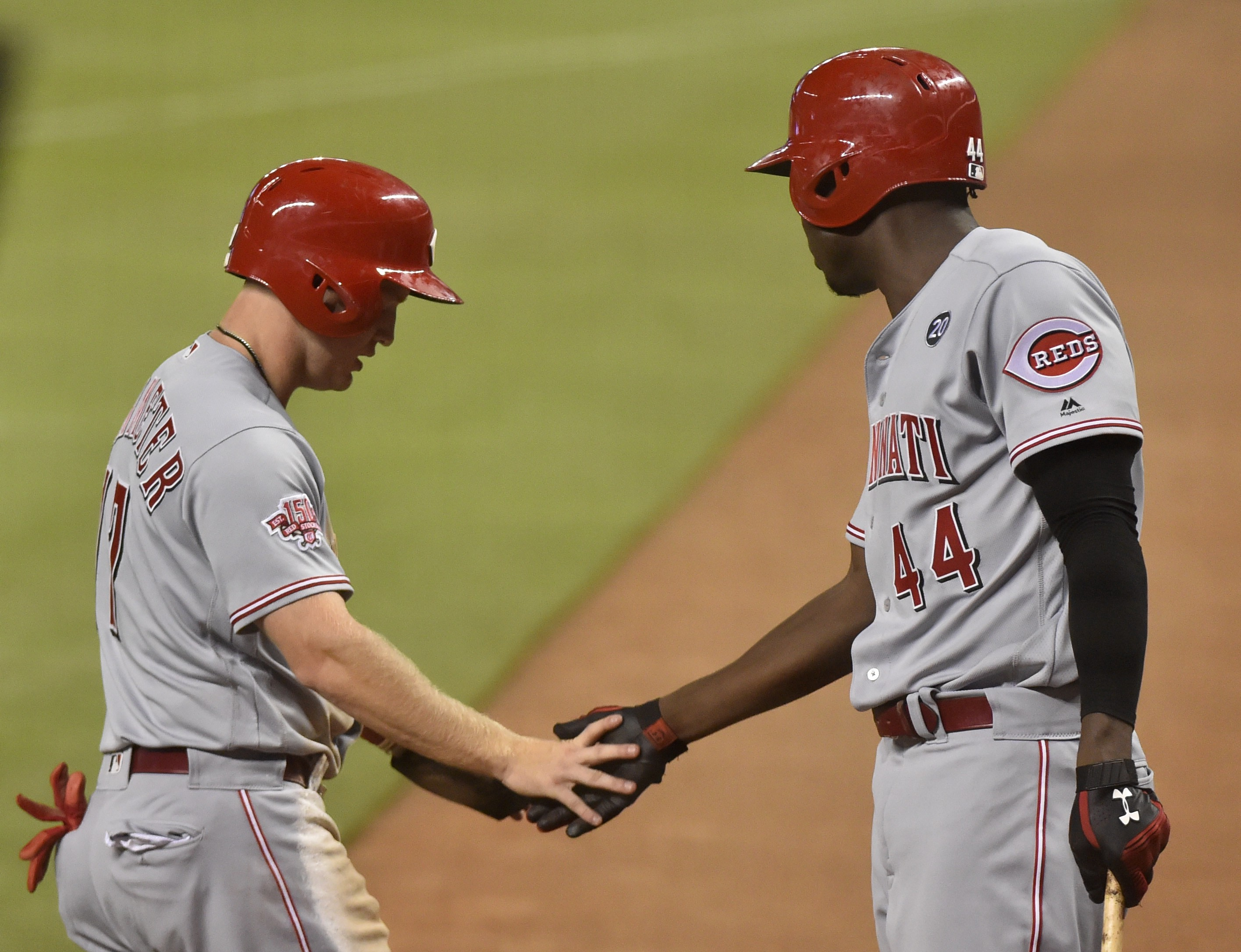Saturday's Reds Lineup vs Arizona - Better Off Red