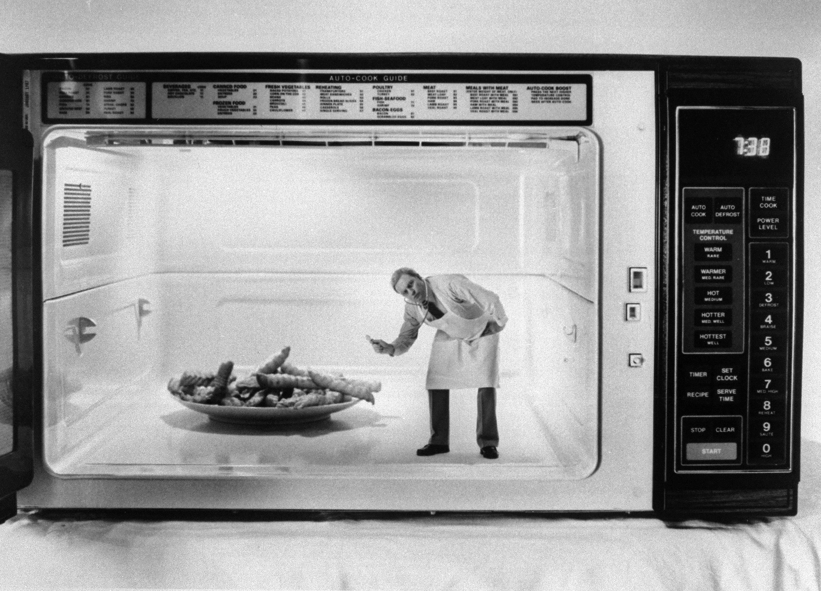 The Maddening Story Of Why Microwaves