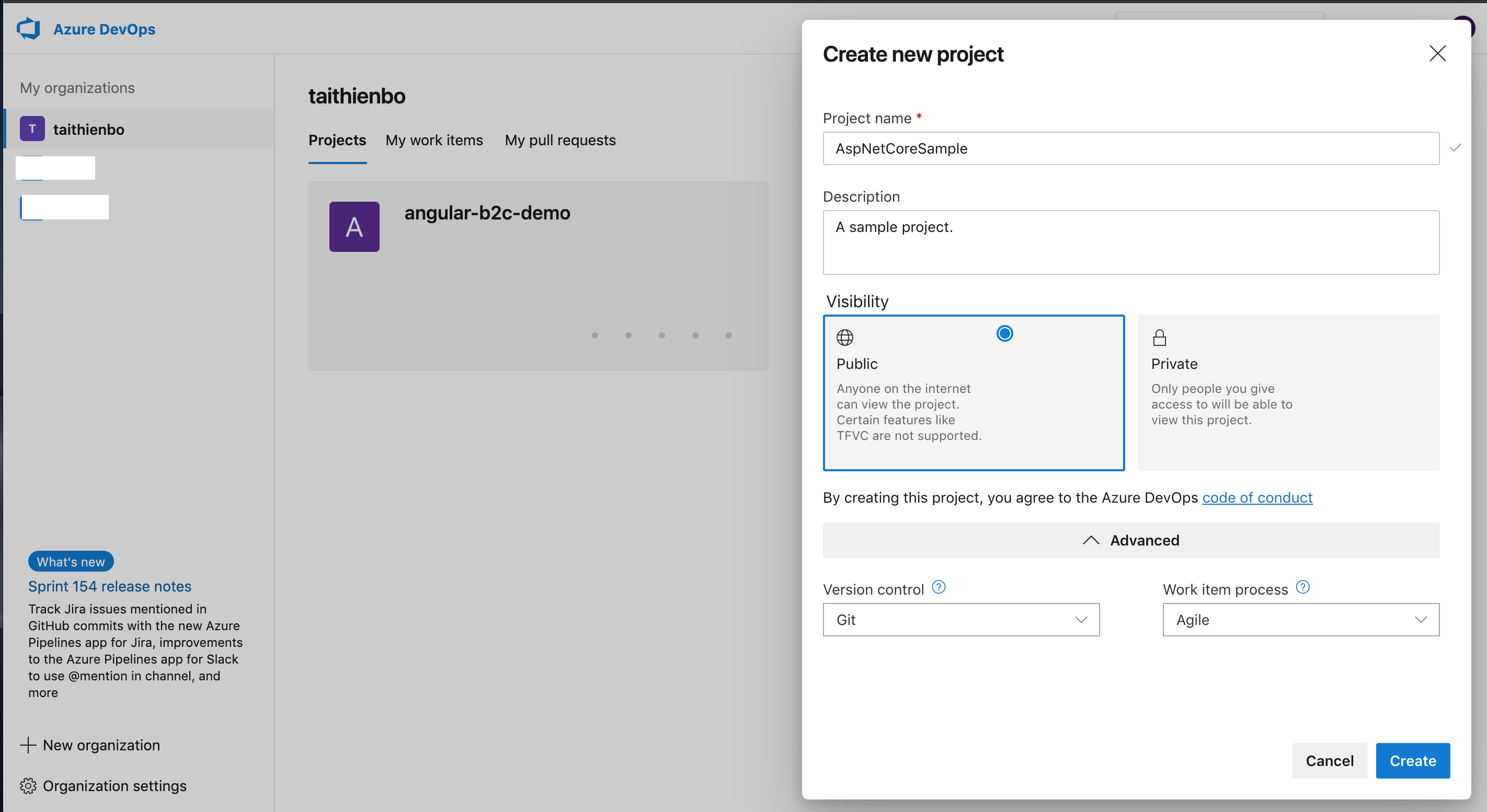 Build and deploy an ASP NET core app running on IIS using