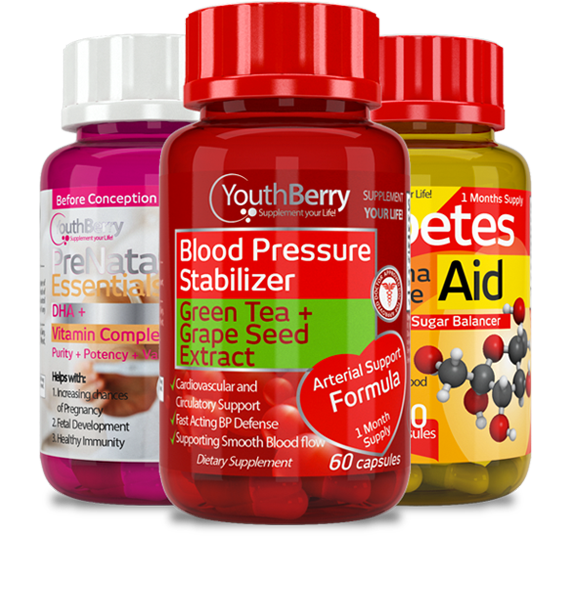 Do I need health supplements?. Every one of us will have a faint… | by  youth berry | Medium