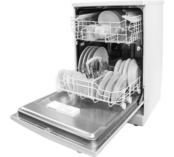 How to reset the Anti-Flood Device on your Electrolux Dishwasher
